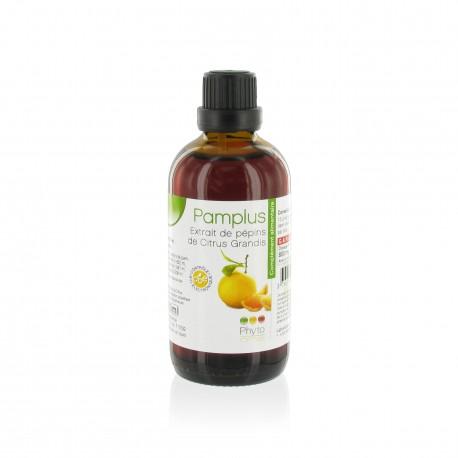Pamplus 100 ml - Extrait de pépin de pamplemousse