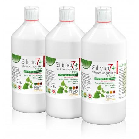 3 Silicia7+ - Silicium Organique