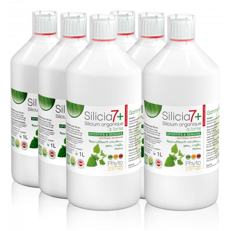 silicium organique g5 posologie