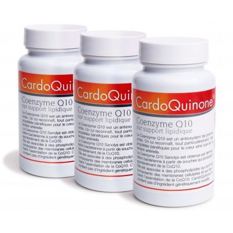 3 CoQ10 - CardoQuinone