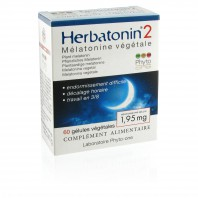 Mélatonine végétale - Herbatonin 2 (1,95 mg) -