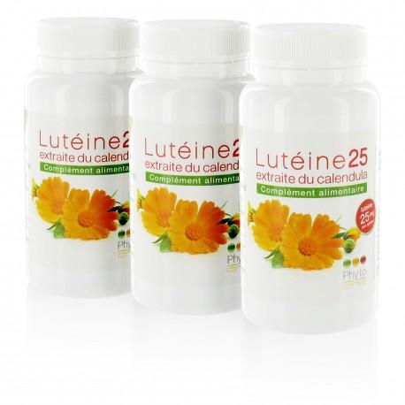 3 Lutéine25 (25mg/gél.)
