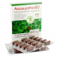 Astaxanthin80 (naturelle - 8 mg/gélule)