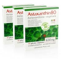 3 Astaxanthin80 (astaxanthine naturelle - 8 mg/gélule)