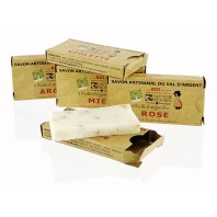 1 savon artisanal Bio 25g (5 variantes)