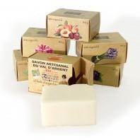 1 savon artisanal Bio 140g (6 variantes)