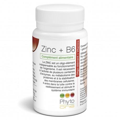 Zinc + Vitamines B6