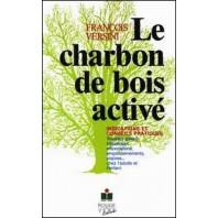 Le Charbon de bois activé (LIVRE)