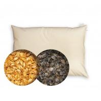Pack P1 : 4 oreillers épeautre + 3 sarrasin - Depuis 1994