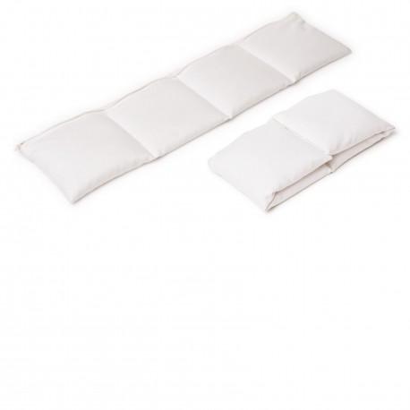 Echarpe chauffante - 4 compartiments