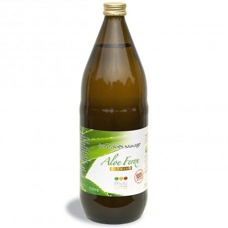 Aloe ferox (sauvage) - 1 litre