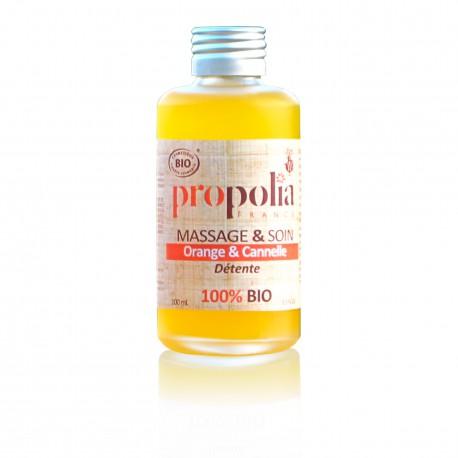Huile de massage Détente - 100 ml