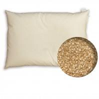 Oreiller cervical 40x60 : balle de Millet BIO - Housse coton BIO - Depuis 1994