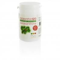 Astaxanthin120 (naturelle - 12 mg/gélule)