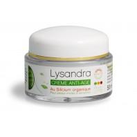 Crème anti-âge - Lysandra (Formule naturelle - sans PEG)